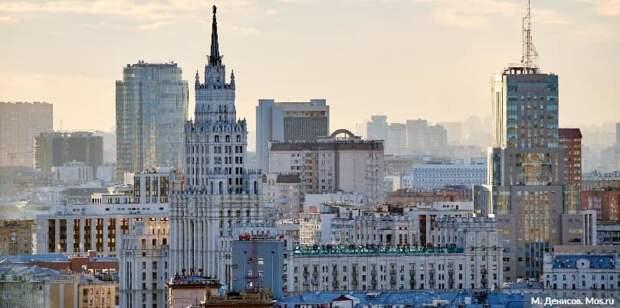 Законопроект о бюджете Москвы принят МГД в первом чтении Фото: М. Денисов mos.ru