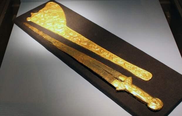 СМИ: киевские экспонаты выставки скифского золота в Амстердаме вернулись на Украину