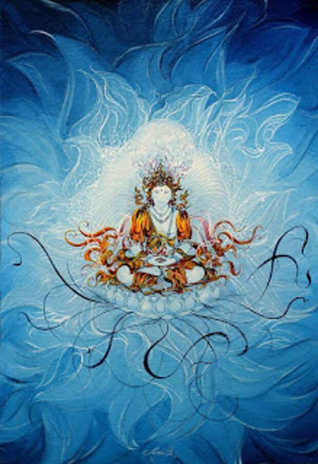 О духовных практиках (послание тибетской богини)