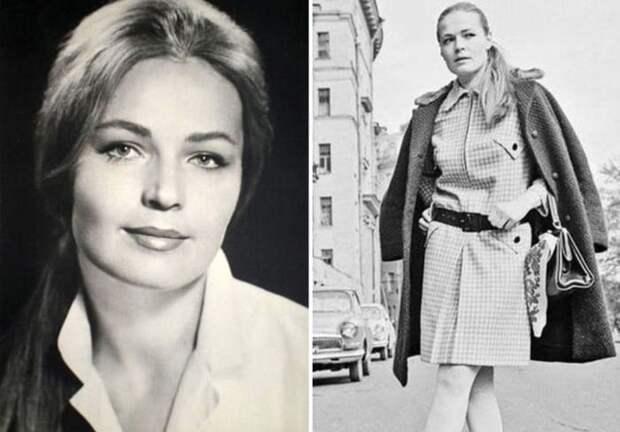 Актриса в молодости | Фото: kino-teatr.ru, uznayvse.ru