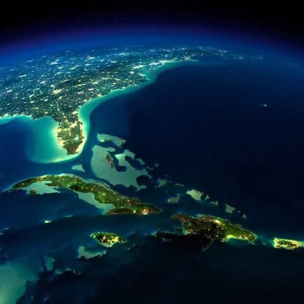Точка отсчета: планета Земля со странными следами