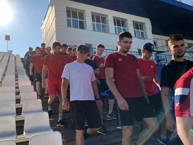 Наставник «Ижстали» рассказал о подготовке к новому хоккейному сезону