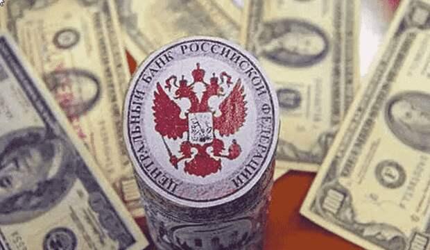 В интернете на страничке ЦБ появилась информация, что приостановлены покупки валюты