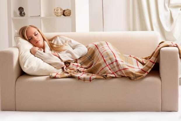 Как побороть сонливость в середине дня
