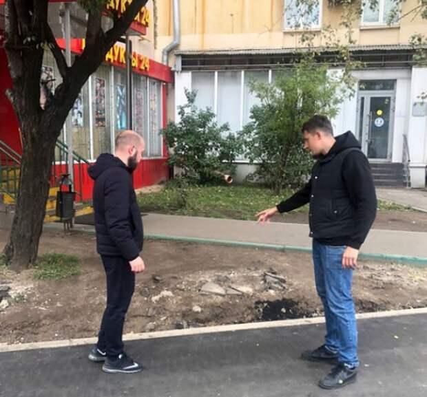Дмитрий Фомичев поручил усилить контроль за состоянием улицы Куусинена