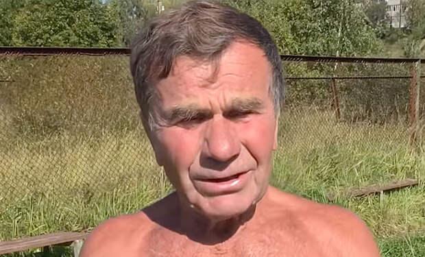 Зарядка от слабости и старости: 76-летний пенсионер выполняет нормы ГТО и показывает свою тренировку