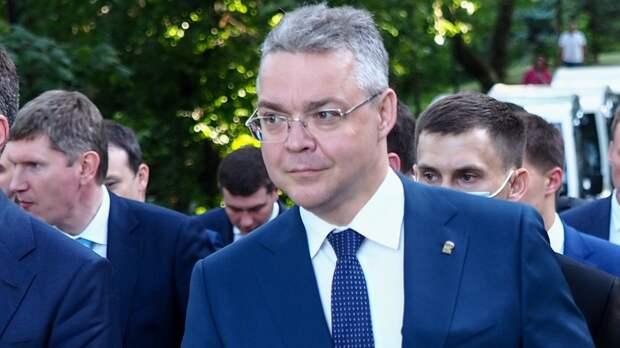 Позиции губернатора Ставрополья в рейтинге глав регионов в июле снижались