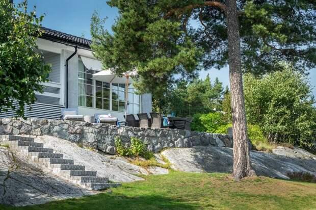 Превращение старого коттеджа в Швеции в дом мечты