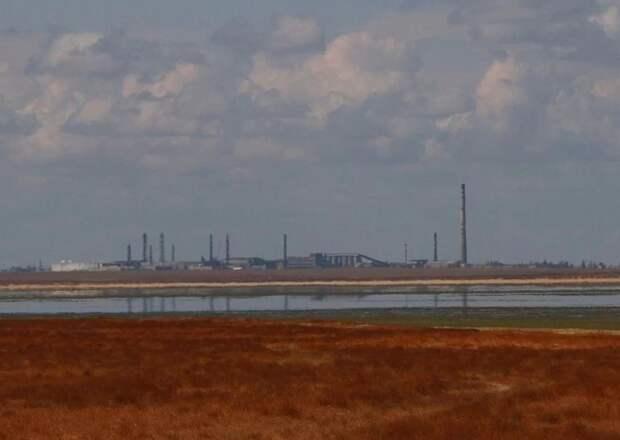 В четырёх городах Крыма зафиксировали загрязнение воздуха