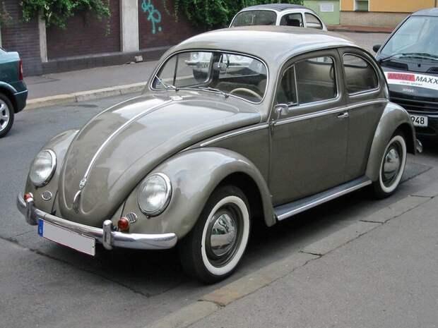 Volkswagen Käfer автомобили, вертолёты, самое массовое, самое-самое, самолёты, техника
