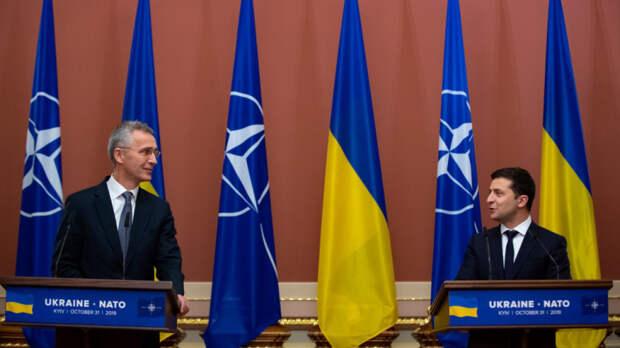 НАТО уличили в попытках избежать вступления Украины в свой состав