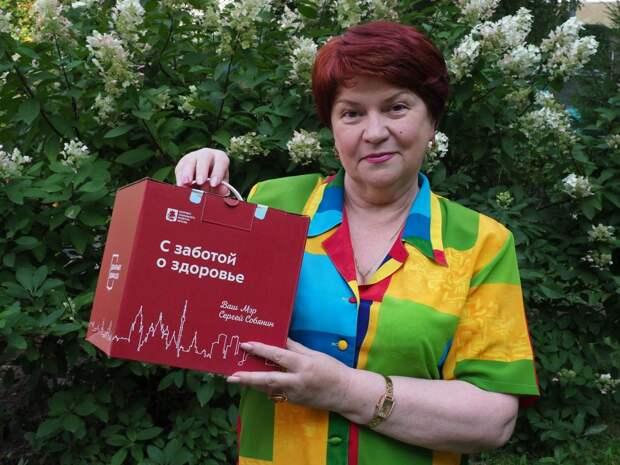 Прививка дала возможность пенсионерке из Куркина ходить в музеи