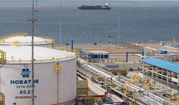 42млн тонн газа иконденсата намерен перевозить НОВАТЭК поСМП к2025 году