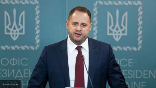 Глава офиса Зеленского не видит оснований для переноса выборов на Украине