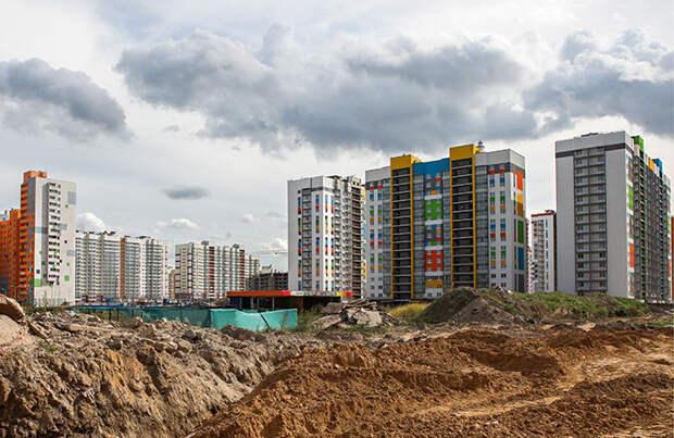 Цены на квартиры в новостройках продолжают расти