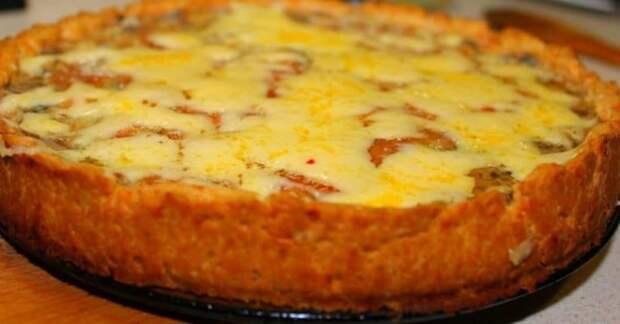 Аппетитный пирог Драник. Все оценят этот пирог по достоинству 2