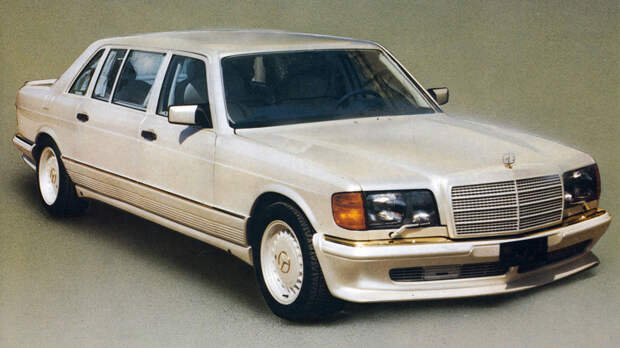 Сумасшедшие тюнинговые интерьеры автомобилей из 1980-х