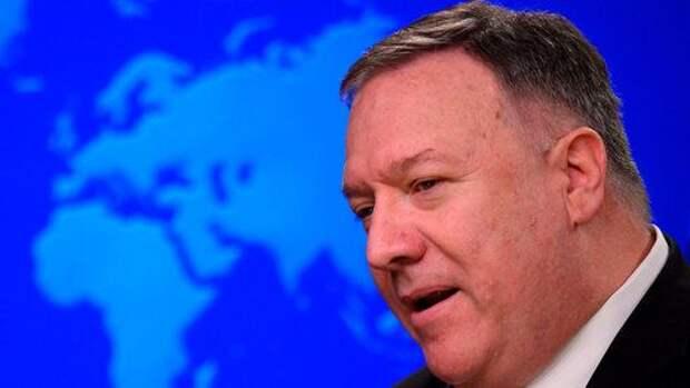 """""""Террористы и антисемиты"""": США объявили о возобновлении санкций ООН против Ирана"""