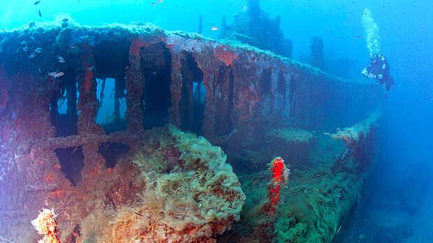 Волны-убийцы, гигантские кальмары и инопланетяне: В чём разгадка Бермудского треугольника