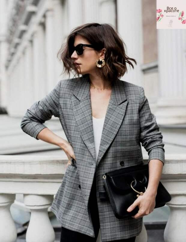 Стильные пиджаки и жакеты, как неотъемлемая составляющая весеннего гардероба: невероятная элегантность 2021