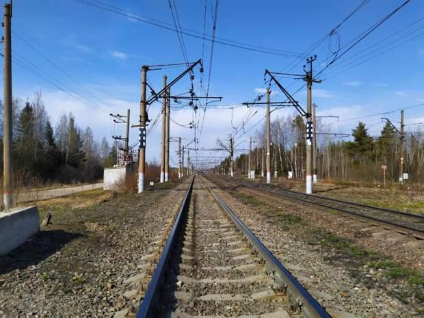 Сталк на заброшенное локомотивное депо «Поварово 3″(ТЧ-13).