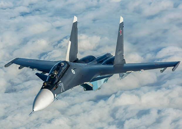 Экипажи самолетов морской авиации Балтийского флота выполняют плановые ракетно-бомбовые удары по полигону в Калининградской области