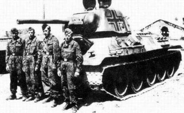 Правда о подбитых танках-2