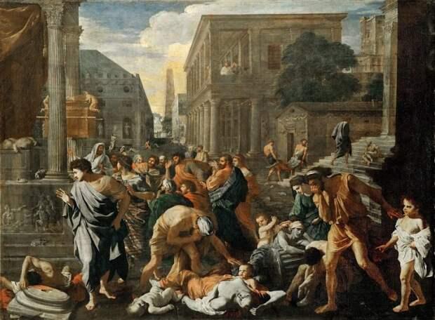 Самые массовые смертоносные эпидемии в истории человечества