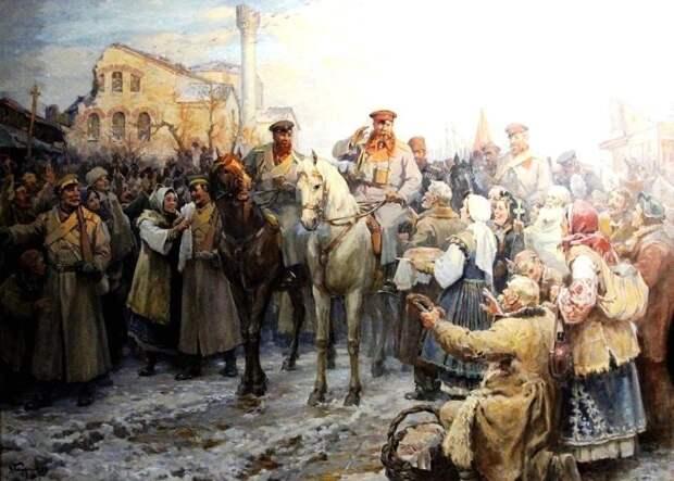 Голос Мордора: Панславизм, братушки, Достоевский и как больно матушка История бьёт