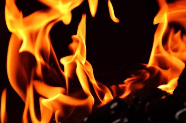 Десять человек погибли при пожаре подмосковном хосписе