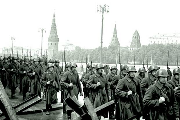 """Битва за Москву. Провал гитлеровской операции """"Тайфун"""""""