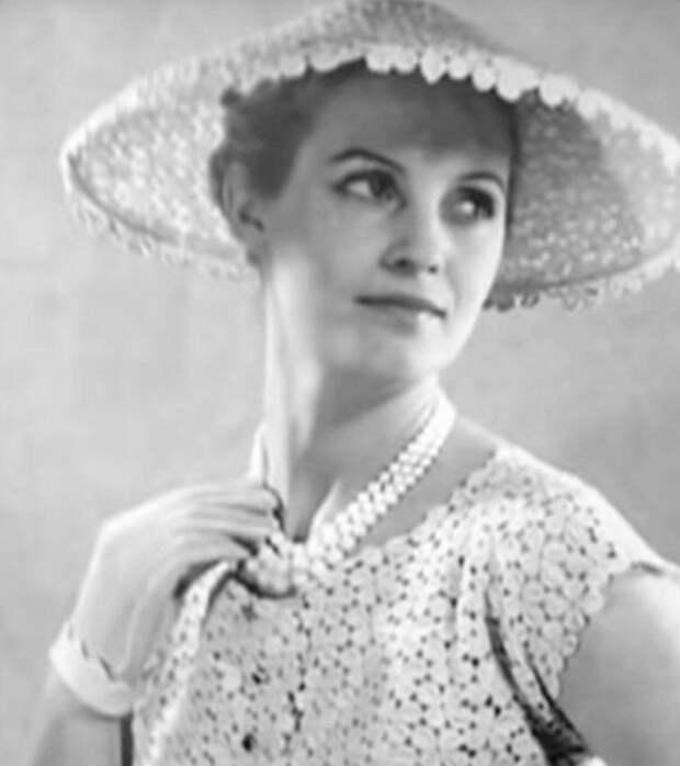 Почему самая богатая советская манекенщица на старости лет работала уборщицей