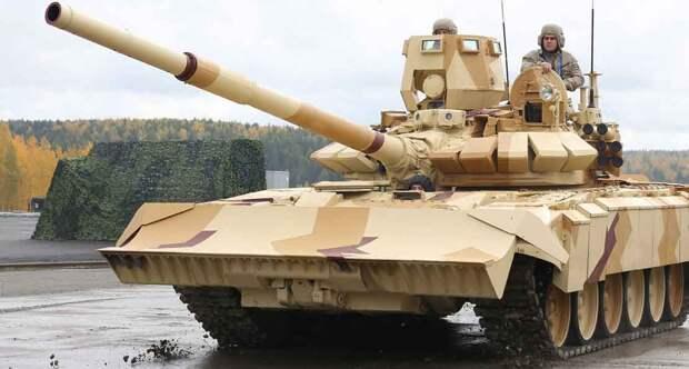 Бронезащита для танков РФ