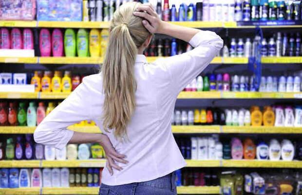 Никогда не покупайте шампунь, если в его составе содержится хотя бы 1 из этих компонентов