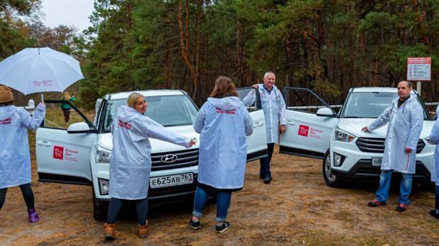 Туристов в Ростовской области сошлют в степь