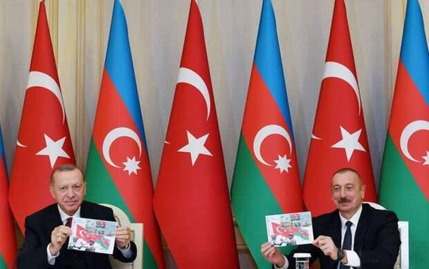 СМИ: В Москве раздражены заявлениями Эрдогана о продолжении войны с Арменией
