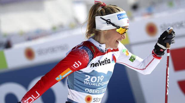 Йохауг допустила завершение карьеры после Олимпиады в Пекине