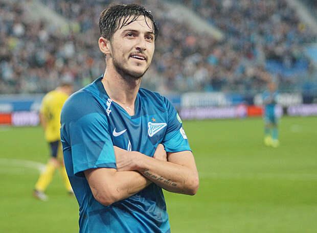 «Зенит» собирается переподписать Лунева еще до конца сезона, а после окончания чемпионата  предложить новый контракт Азмуну