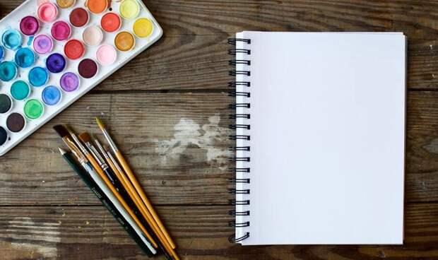 Занятия по акварельной живописи для пенсионеров начались в Северном Фото с сайта pixabay.com