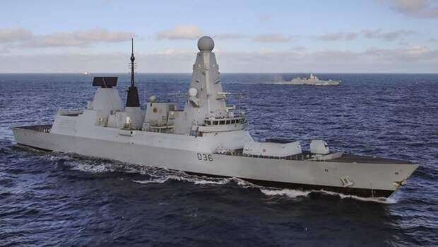 Баранец предупредил ВМС Британии о последствиях провокаций в Черном море