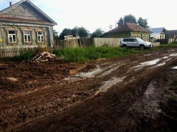 Почему в Европе деревня такая сказочная, а в России – как после всемирного потопа?
