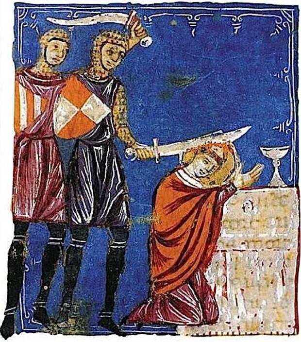 Мятежный архиепископ. Томас Бекет и его противостояние с королём Англии