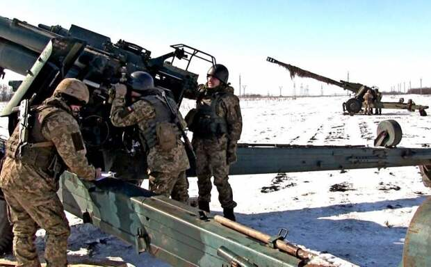 Ситуация на Донбассе накаляется: ВСУ применили тяжелую артиллерию