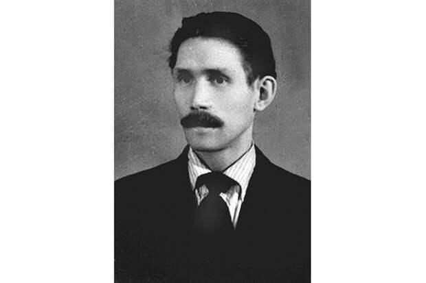 Герой Советского Союза сержант Иван Павлов