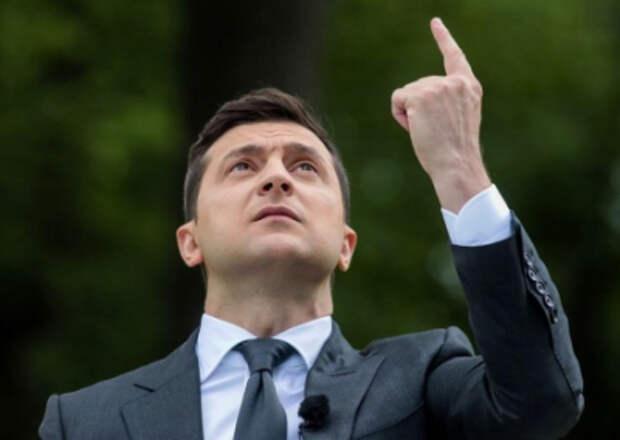 Зеленский распродает украинские территории Британии, России и Польше