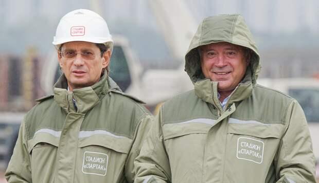 Алекперов занял 4-е место в рейтинге российских миллиардеров, Федун — 16-е