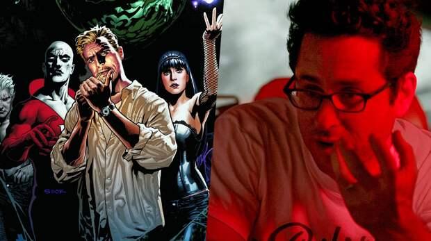 Джей Джей Абрамс поработает над спин-оффом «Сияния» и «Тёмной Лигой справедливости» для HBO Max