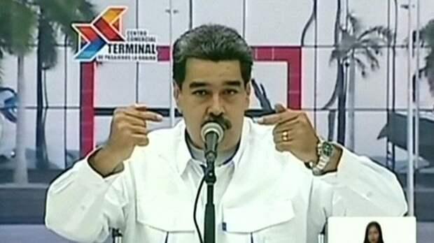 Мадуро уверен, что США и Колумбия заказали наемников для его убийства