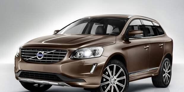 Продажи машин Volvo обвалились