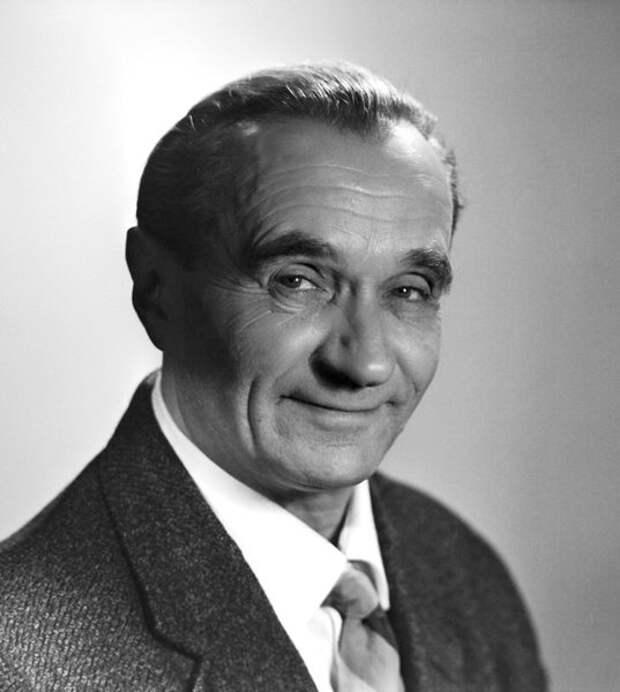 Георгий Францевич Милляр (фотография 1965-1967 года)